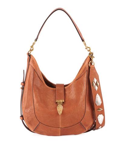 Kaliko Leather Shoulder Bag