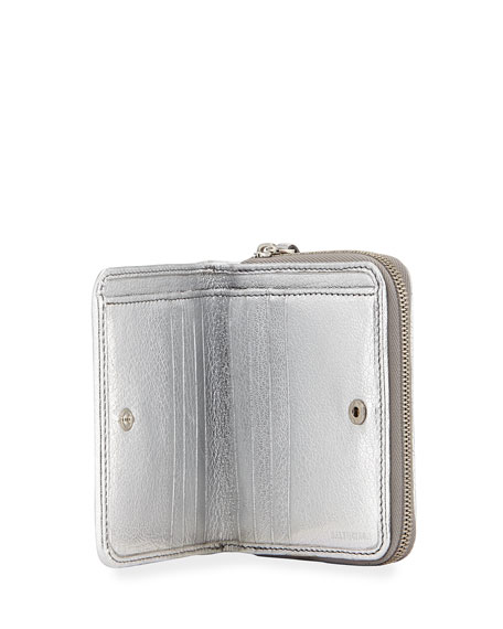 Everyday Mini Zip Wallet