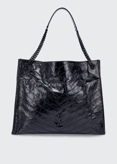8562f02c1 Saint Laurent Handbags : Shoulder & Satchel Bags at Bergdorf Goodman