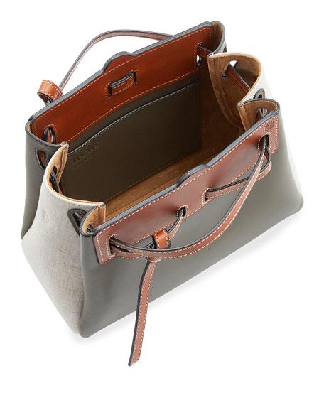 Mini Lazo Soft Shoulder Bag