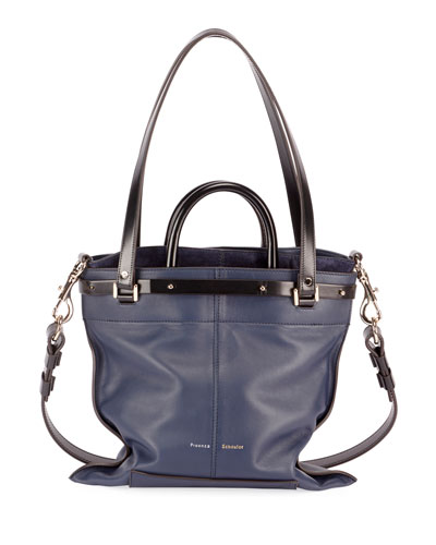 PS19 Small Smooth Crossbody/Tote Bag