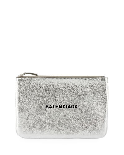 Everyday Large Pouch Clutch Bag