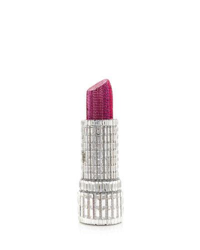 Lipstick Pinkie Minaudiere