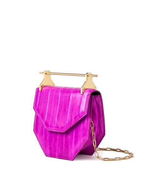 Amor Fati Mini Lizard Satchel Bag