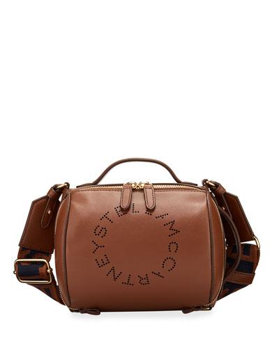 Small Zip-Around Shoulder Bag