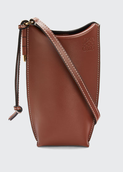 Gate Leather Extra Small Bucket Bag