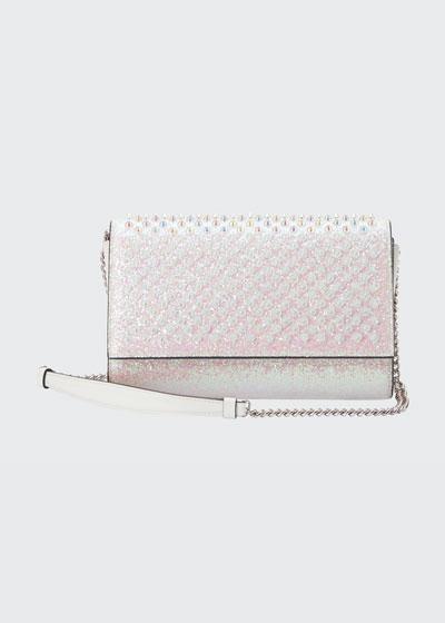 Paloma Glitter Ultra Clutch Bag