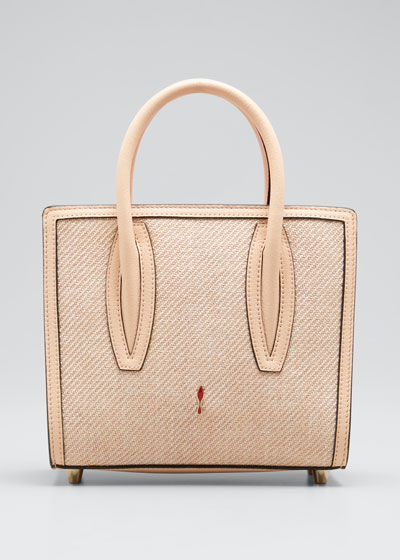 Paloma Mini Empire Canvas Tote Bag