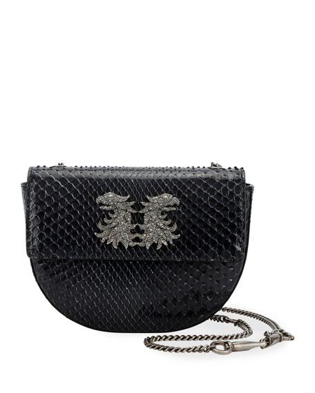 Maison Gryphons Mini Shoulder Bag