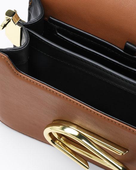 Alix Mini Leather Shoulder Bag