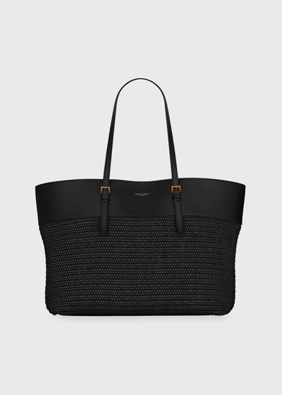 YSL Medium Shopper Tote Bag