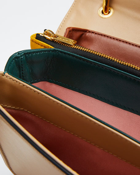 Beat Colorblock Shoulder Bag