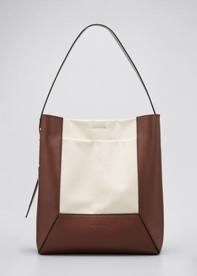 Nemo Bicolor Canvas Tote Bag