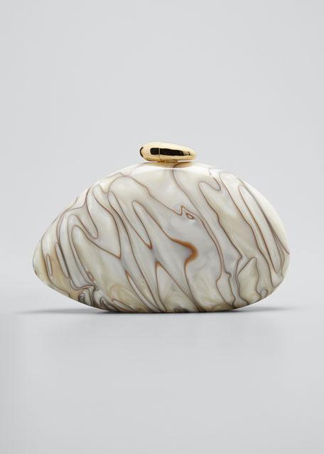 Ariel Minaudiere Clutch Bag