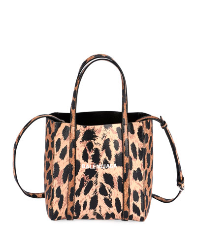 Everyday XXS AJ Leopard Tote Bag