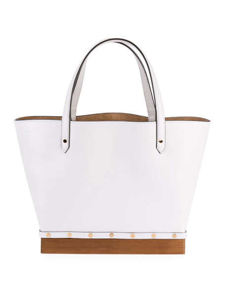 Clog Smooth Small Tote Bag