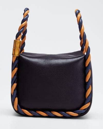 Wonton 20 Twist Top Handle Bag