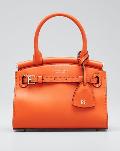 Smooth Mini RL 50 Satchel Bag  Orange
