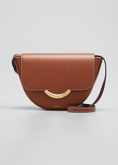 Billy Arch Half-Moon Crossbody Bag