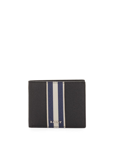 Men's Trainspotting Leather Wallet