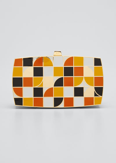 The Surreal Minaudiere Clutch Bag