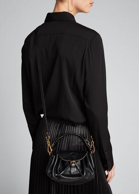 Curly Cowhide Bag