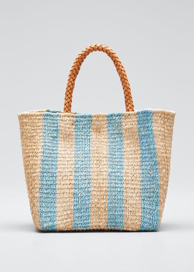 Toalla Mini Striped Tote Bag