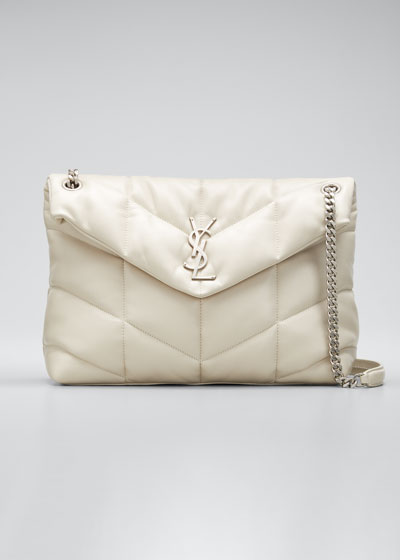 Loulou Medium YSL Flap Shoulder Bag