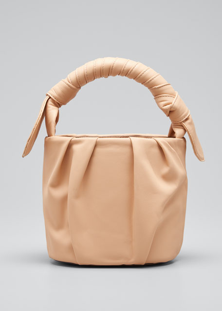 Image 1 of 1: Dani Top Handle Bucket Bag
