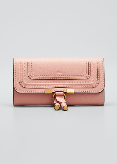 Marcie Long Continental Flap Wallet