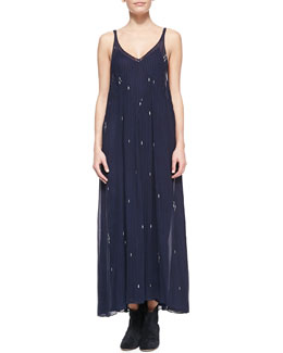 Isabel Marant Etoile Cassidy Printed Maxi Dress