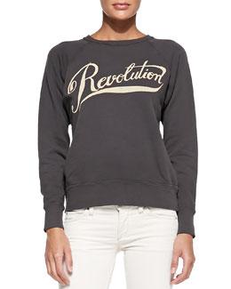 Isabel Marant Etoile Gen Revolution Sweatshirt