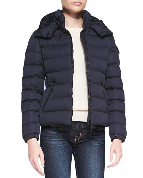 Basic Matte Puffer Jacket