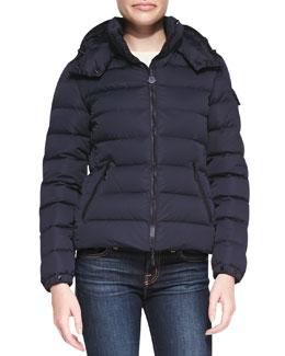 Moncler Basic Matte Puffer Jacket