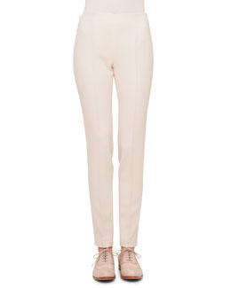 Melissa Gabardine Slim Pants