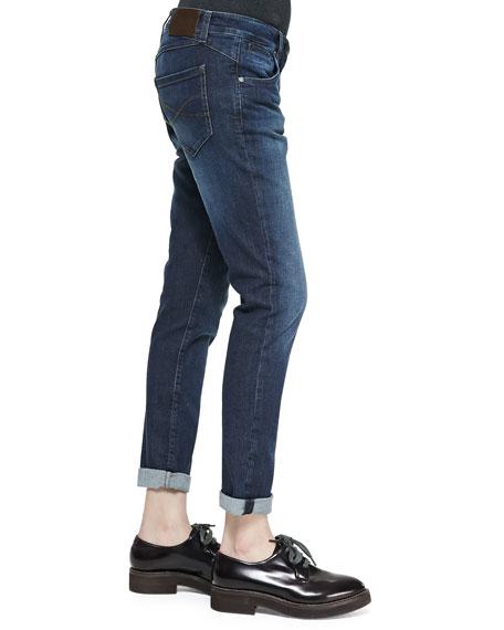 Classic 5-Pocket Denim Jeans