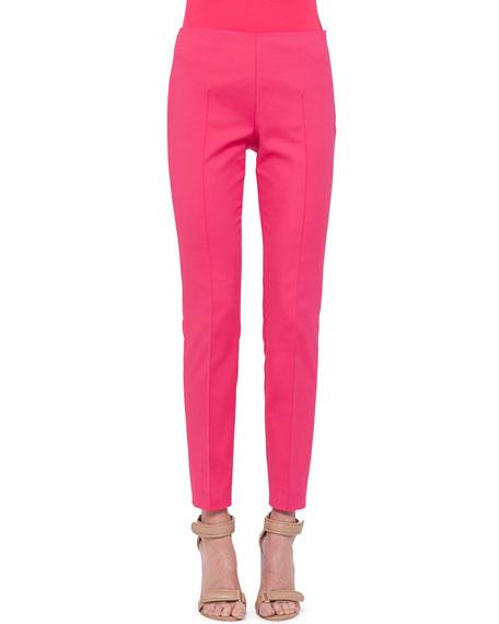 Melissa Techno Cotton Pants, Rose