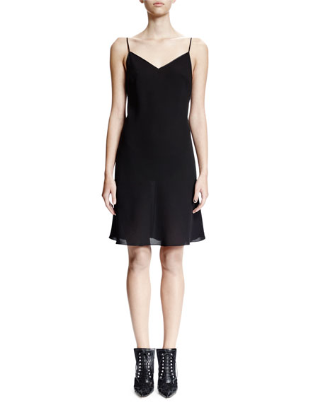 Givenchy sleeveless slip dress Buy Cheap Store Outlet Comfortable Cheap 100% Original Outlet Supply Shopping Online 9GrLcYxES