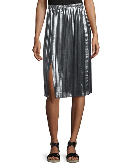 154db72fc4b Etoile Isabel Marant Cassy Striped Mohair-Blend Sweater   Madlen ...