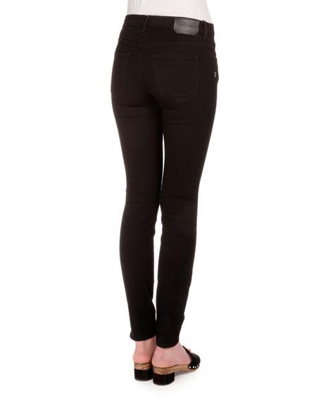 PS-J5 Ultra-Skinny Denim Jeans, Black