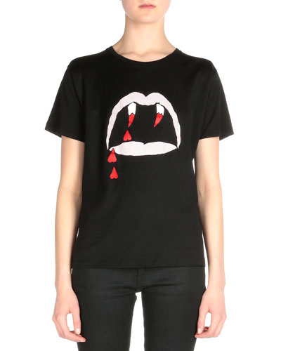 Blood Luster Graphic Tee