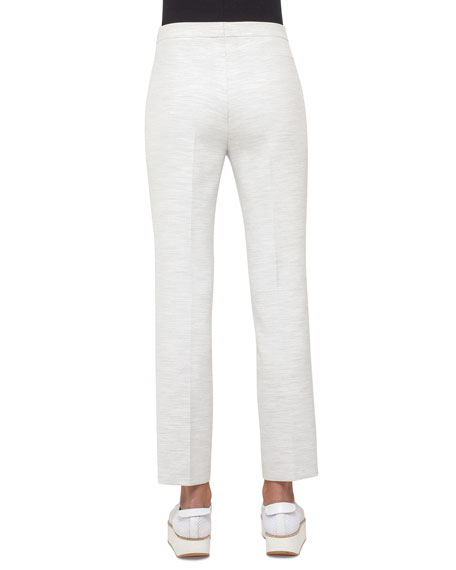 Fabiana Techno Woven Pants, Cream