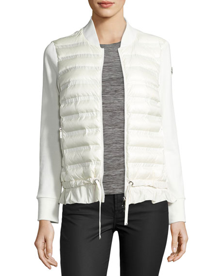 best sneakers ad6cc 37e86 Maglia Quilted Down Cardigan
