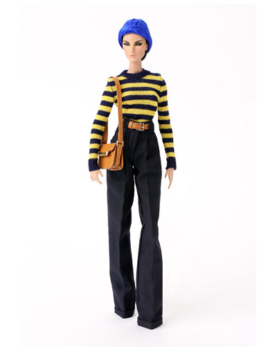 Jason Wu 10th Anniversary Collection Doll with Trousers