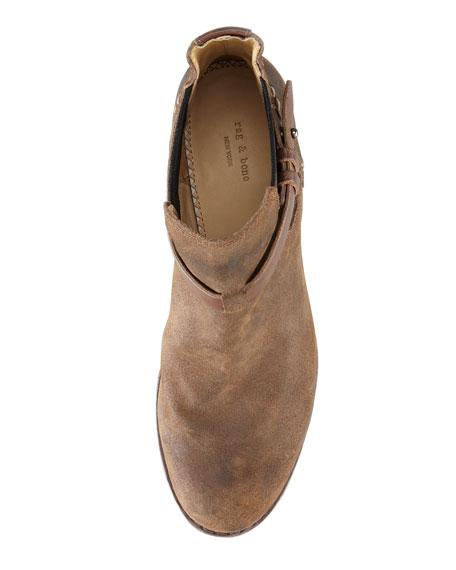 Durham Chelsea Boot, Brown