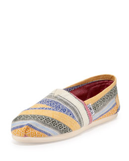 TOMS Nepal Printed Slip-On, Multicolor