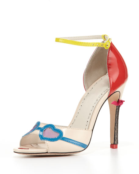 Staycey Ankle Strap Pumps 8LsMjFHi