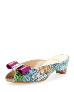 Stuart Weitzman Candy Slip-On Pump, Palette