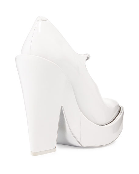 Manuel Runway Platform Mary Jane