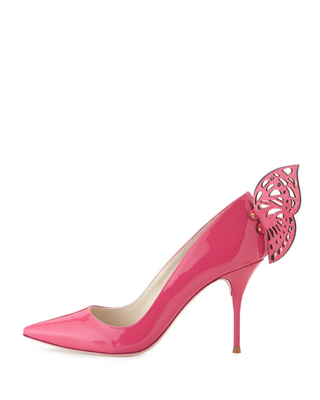 Yara Patent Butterfly Pump, Very Berry